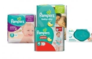 Wonder week and how you can save money on pampers nappies.